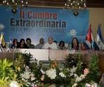 Bloqueo de EEUU a Cuba recibe nueva condena en Cumbre del ALBA y Petrocaribe