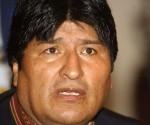 Llegó Evo Morales a China para el lanzamiento del primer satélite de Bolivia