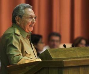 Raúl Castro: En Cuba no permitiremos terapias de choque