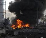 Atentado con coche-bomba en Beirut deja un saldo de 5 muertos y 70 heridos.