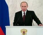 Felicita Putin a Raúl Castro por el aniversario 55 del triunfo de la Revolución