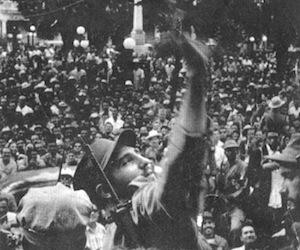 Fidel Castro, el 1ro. de enero de 1959: Esta vez sí que es la Revolución
