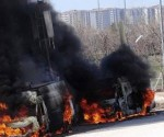 Iraq comienza el nuevo año entre ataques suicidas y combates