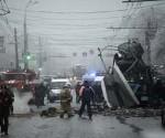 Cuatro heridos de atentados en Volgogrado siguen en extrema gravedad