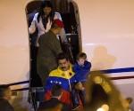 Llegó Nicolás Maduro a La Habana para Cumbre de la CELAC