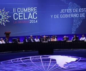 Da a conocer la II Cumbre de la CELAC la Declaración de La Habana