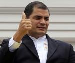 Confirman presencia de Rafael Correa en la Feria Internacional del Libro de Cuba