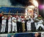 Los Naranjeros de Hermosillo se llevan la corona del Caribe para México