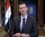 Bashar al-Assad ratifica solidaridad con Nicolás Maduro