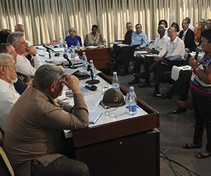 Debaten en Comisiones en el XX Congreso de la CTC