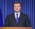 Ucrania: Ordenan búsqueda y captura de Yanukóvich