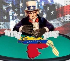 """""""Golpe suave"""" y amenaza de intervención militar contra Venezuela"""