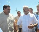 Visita Lula da Silva provincia cubana de Ciego de Avila