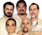 Este sábado, concierto por Los Cinco en La Habana