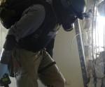 Sacan un tercio del arsenal químico sirio para su destrucción