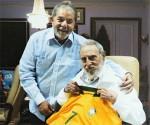 El regalo futbolístico de Lula a Fidel y Raúl