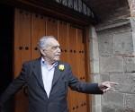 Gabriel García Márquez celebró sus 87 cantando Las Mañanitas