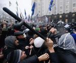 Las autoridades de Ucrania no controlan la situación del país