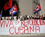 Demandan en Miami cese del bloqueo de EEUU contra Cuba