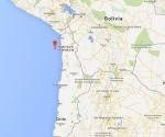 Terremoto de magnitud 6,1 sacude a Chile