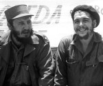 Develan placa donde se conocieron Fidel y el Ché