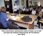 Cubadebate se regocija con una doctora al frente de su redacción