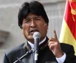 Promete Evo Morales defender el legado histórico de sus antepasados