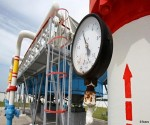 Rusia aumenta el precio del gas natural a Ucrania