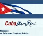 MINREX: Estados Unidos debe cesar sus acciones ilegales y encubiertas contra Cuba
