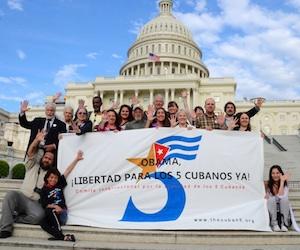 Los Cinco ganan Premio de Derechos Humanos en Estados Unidos