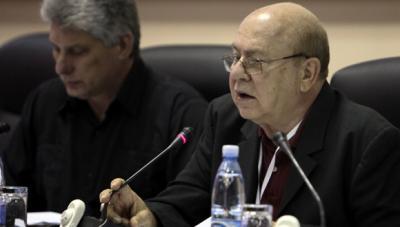 Miguel Barnet en la inauguración del Congreso de la UNEAC: El mercado no puede dictar la política cultural